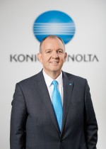 Olaf Lorenz, General Manager International Marketing Division at Konica Minolta