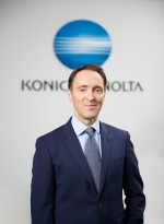 Dennis Curry, Vice President and Director of Business Innovation and R&D Europe at Konica Minolta
