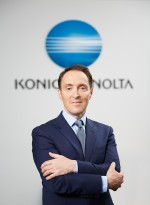 Dennis Curry, a Vice President and Director of Business Innovation and R&D at Konica Minolta