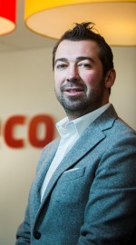 Christophe Degrez, CEO of Eneco Belgium