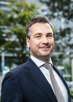 Lars Kurznack, Senior Manager within the Dutch KPMG Advisory practice