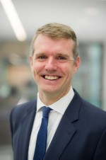 Peter Burns, Managing Director of CBRE UK Development