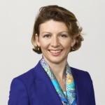 Kirstin Simons, directeur Corporate Affairs Essent