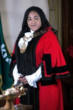 The Speaker of Hackney, Cllr Soraya Adejare