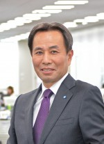 Shoei Yamana, CEO Konica Minolta Inc.