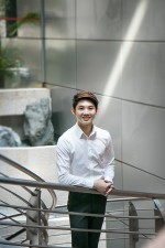 Ang Xu Kai, Student, Year One, Bachelor of Science with Honours in Diagnostic Radiography, Singapore Institute of Technology