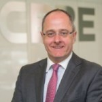 Adam Hetherington, Managing Director of CBRE London