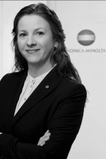 Katrin Oppermann, General Manager of Human Resources & Academy, Konica Minolta