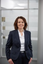 Anja Schappert, Marketing Manager Print Substrates at Konica Minolta Business Solutions Europe