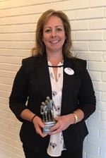 Maryanne Dromgoole, 2017 The Hotel Hershey Partner of the Year
