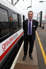 Jamie Burles, Managing Director, Greater Anglia