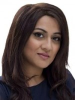 Councillor Nadia Shah, Camden Council's Cabinet Member for Safer Communities