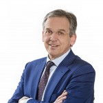 Jean-Pierre Blumberg, President of the board of directors and independent director of Vastned Retail Belgium