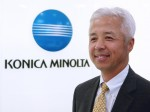 Yuji Ichimura, Konica Minolta's Senior Executive Officer at Koinca Minolta, Inc.