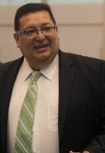 STC Trustee Rene Guajardo