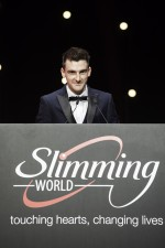 Jack Plant, Slimming World's Employee of the Year 2018