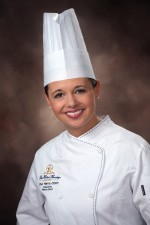 Chef Cher Harris, Executive Pastry Chef at The Hotel Hershey