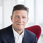 Henk Valk, CEO Philips Benelux