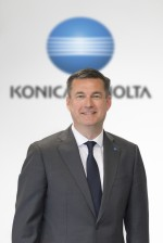 Charles Lissenburg, General Manager Professional Print Divison, Konica Minolta Business Solutions Europe