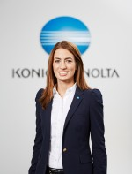 Dr. Teresa Haller-Mangold, Team Manager Sustainability, Konica Minolta Business Solutions Europe GmbH