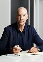 Christian Knoop, Creative Director di IWC Schaffhausen.