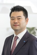 Shintaro Inoue, responsable chez MOBOTIX Business, Konica Minolta Business Solutions Europe