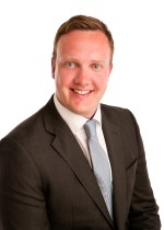 Kyle Rothwell, Executive Director, and recently appointed Head of Investment Properties at CBRE Ireland