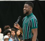 Jermain Jackman, Co-Chair Hackney Young Futures Commission