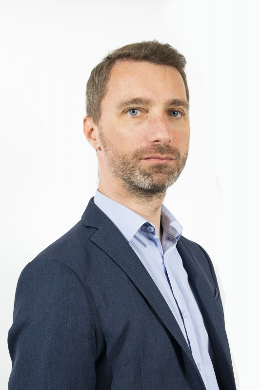 Councillor Adam Harrison, Cabinet member for a Sustainable Camden