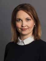 Lenka Hrudíková, Coworking and Flexible Office Specialist at CBRE