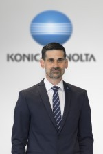 Edoardo Cotichini, responsable Industrial Printing, Konica Minolta Business Solutions Europe