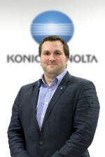 Kieron McDonald, ITS Sales Development Specialist, Konica Minolta Business Solutions Europe