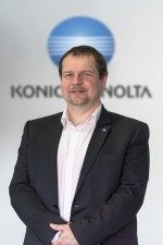 Michal Sommer, IT Services Business Development Manager at Konica Minolta Business Solutions Europe