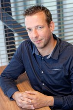 Joris Koerhuis, IT-manager In de Wal Auto's