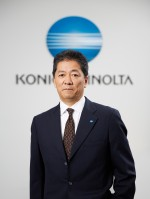 Ikuo Nakagawa, Senior Executive Officer, Digital Workplace Business Unit, Konica Minolta, Inc.