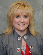 Lisa DeKezel, newly named president OSF HealthCare St. Mary Medical Center