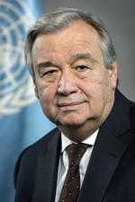 António Guterres, Secretary-General of the United Nations
