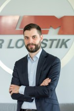 Christopher Steyer, Head of Fleet and Project Management at Meyer Logistik
