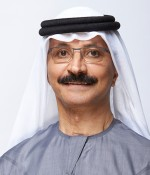 Sultan Ahmed Bin Sulayem, Group Chairman and CEO of DP World