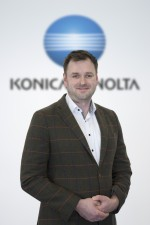 Philip Plischke, Senior International Business Development Manager, Konica Minolta Business Solutions Europe GmbH
