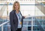 London Stansted's Asset Maintenance Services Director, Kathy Morrisey