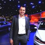 Matheus Arantes, Head of Electrical Engineering, Volkswagen Brazil