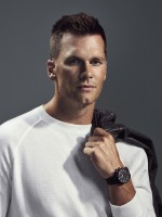 Tom Brady, Legendary Quarterback and IWC Brand Ambassador