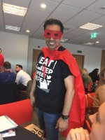 Asif Choudry, Sales and Marketing Director, Founder Comms Hero