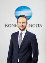 Ole Maaz, Manager Marketing & Corporate Communications, Konica Minolta Business Solutions Europe