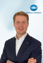 Christopher Reinhard, Product Marketing Manager Print & Document Solutions bei Konica Minolta