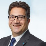 Cord Hashemian, Produkt Marketingmanager im Produktionsdruck bei Konica Minolta Business Solutions Deutschland
