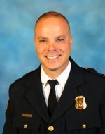 Everette Robbins, Director of Public Safety & Chief of Police, Huron