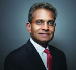 Paddy Padmanathan, President and Chief Executive Officer at ACWA Power and a member of the judging panel