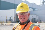 Plant Manager Kent Smith
